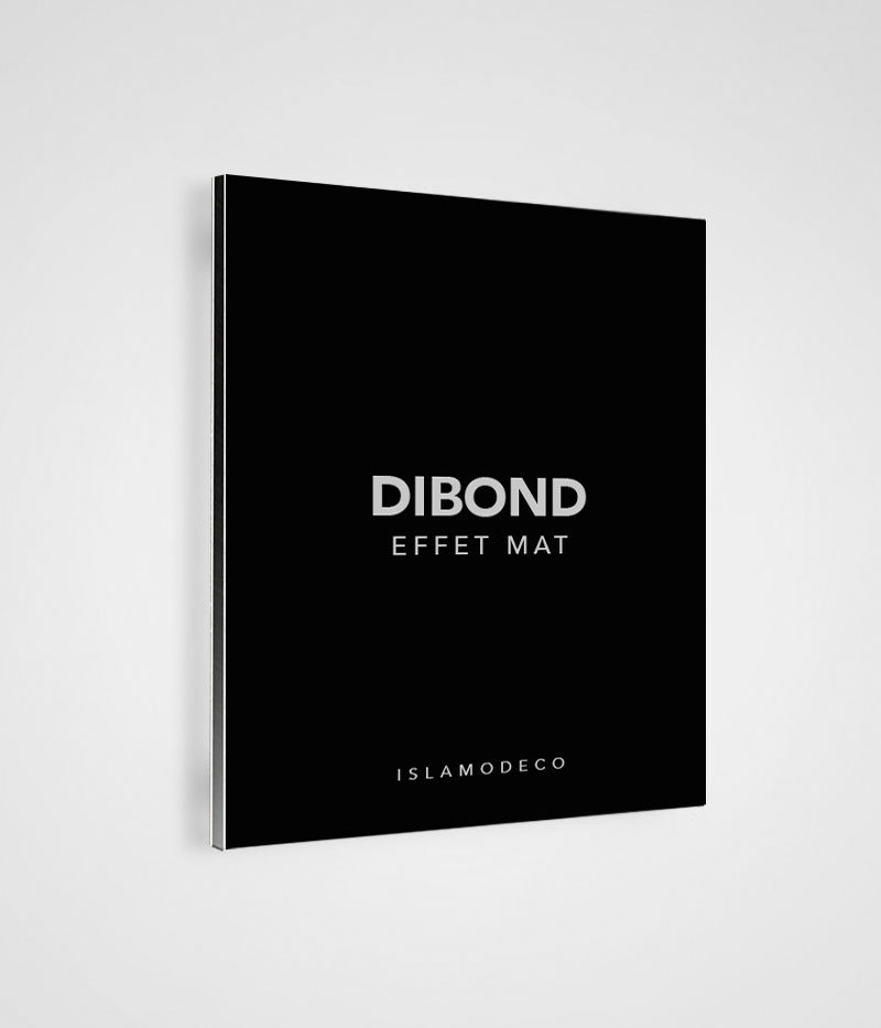 Islamodeco-dIbond